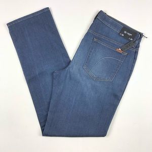 Joes Jeans Athlete Tall + Built Dominic Blue 36x37